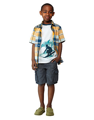 Big Reef Style Outfit by Gymboree