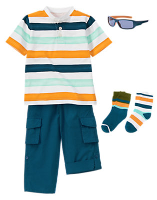 Ready For Sun Outfit by Gymboree