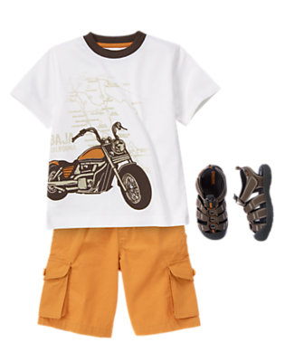 California Cruiser Outfit by Gymboree