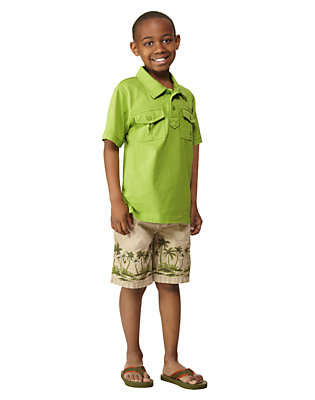 Boy's Island Paradise Outfit by Gymboree