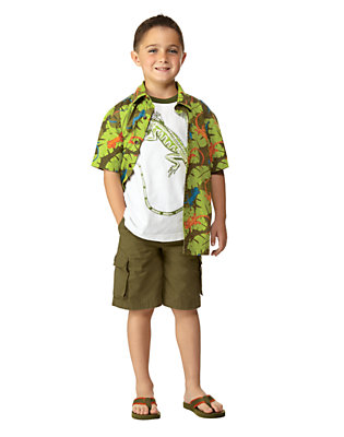 Iguana Guy Outfit by Gymboree