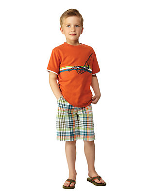 Boy's Beach Days Outfit by Gymboree