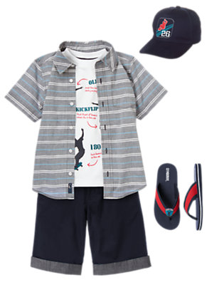 Boy's Kickflip Master Outfit by Gymboree