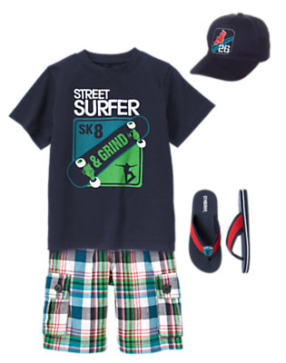 Street Surfer Outfit by Gymboree