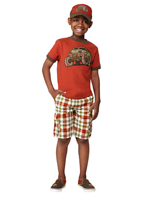 Desert Dude Outfit by Gymboree