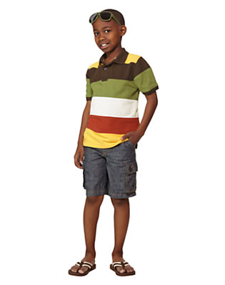 Boy's Awesome Style Outfit by Gymboree