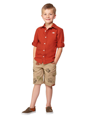 Boy's Sunny Prepster Outfit by Gymboree