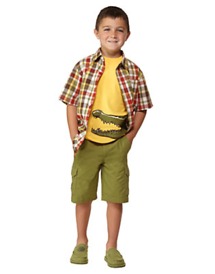 Boy's Outback Expedition Outfit by Gymboree