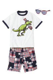 Preppy T-Rex
