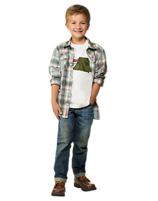 Campground Days Outfit by Gymboree