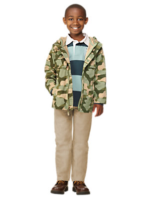 Half Dome Hero Outfit by Gymboree