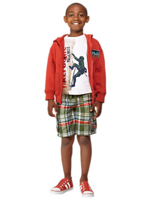 Climbing Days Outfit by Gymboree