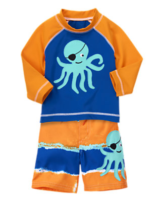 Octopus Pirate Outfit by Gymboree