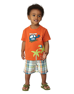 Treetop Adventure Outfit by Gymboree