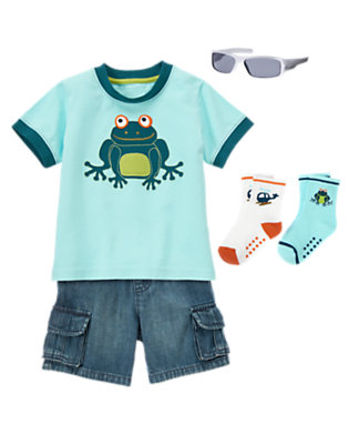 Hop Along Outfit by Gymboree