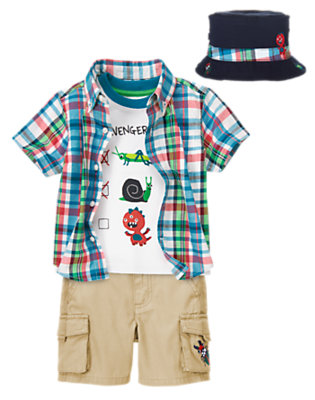 Scavenger Hunt Outfit by Gymboree