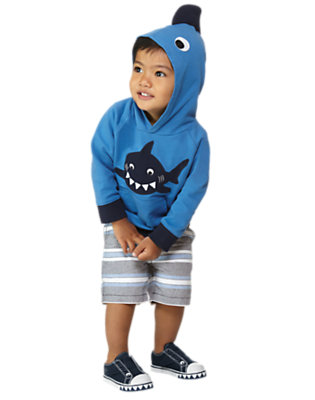 Happy Shark Outfit by Gymboree