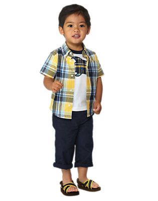 Shark Patrol Outfit by Gymboree