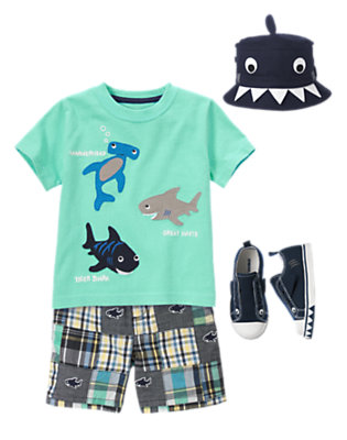 Seaside Pals Outfit by Gymboree