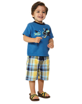 Ocean Buddies Outfit by Gymboree