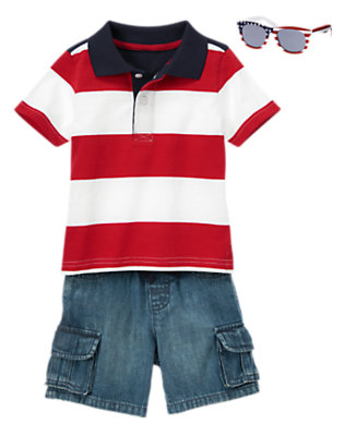 Hooray USA Outfit by Gymboree