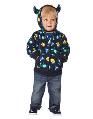 Baby Space Monster Outfit by Gymboree