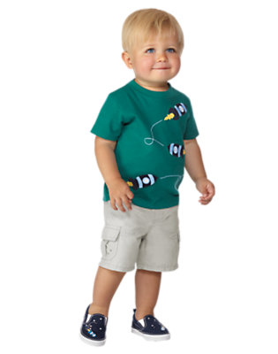 Spaceship Racer Outfit by Gymboree