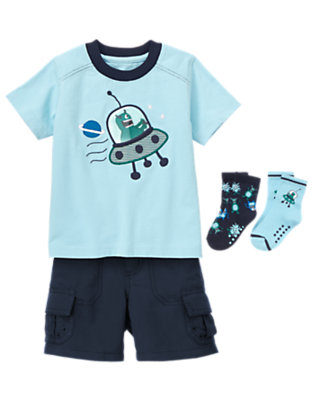 Planet Fun Outfit by Gymboree