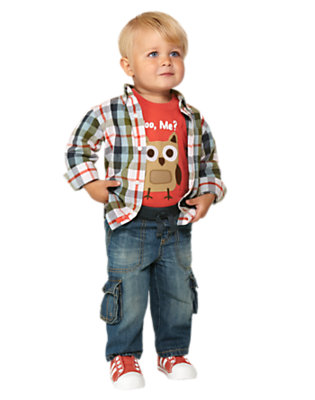 Hoot Hoot! Outfit by Gymboree