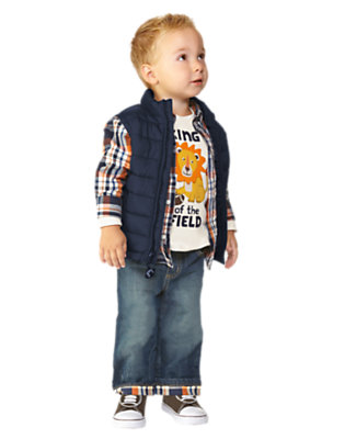 Lion Backer Outfit by Gymboree
