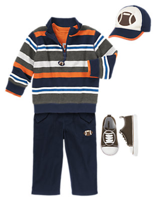 Daddy's All-Star Outfit by Gymboree