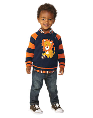 Mascot Lion Outfit by Gymboree