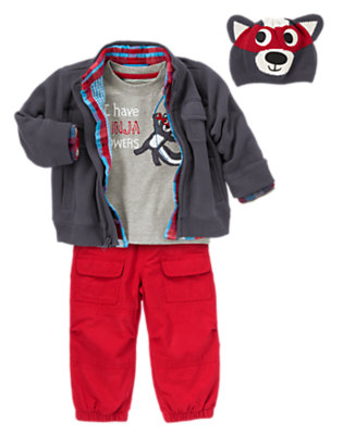 I Have Ninja Powers Outfit by Gymboree