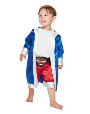 Toddler Boy's Mini Boxer Outfit by Gymboree