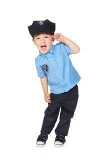 Tiny Police Cadet