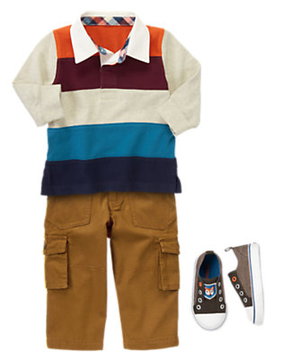 Outdoor Fun Outfit by Gymboree
