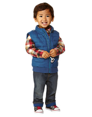 Toddler Boy's Little Gent Outfit by Gymboree