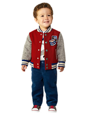 Toddler Boy's UK Prepster Outfit by Gymboree