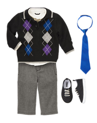 Toddler Boy's Dapper Dresser Outfit by Gymboree