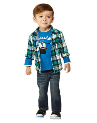 Toddler Boy's Abracadabra! Outfit by Gymboree
