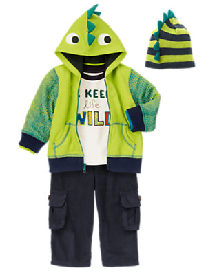 Toddler Boy's Wild Style Outfit by Gymboree