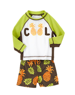 Toddler Boy's Tropi-Cool Outfit by Gymboree