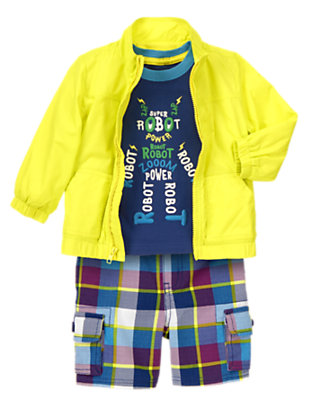 Toddler Boy's Bright Spot Outfit by Gymboree