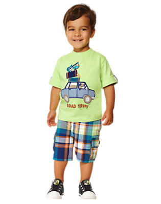 Ready to Road Trip Outfit by Gymboree