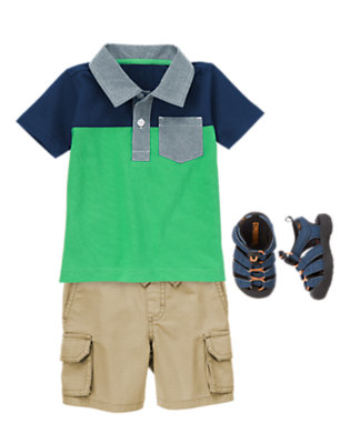 Toddler Boy's Little Beachcomber Outfit by Gymboree