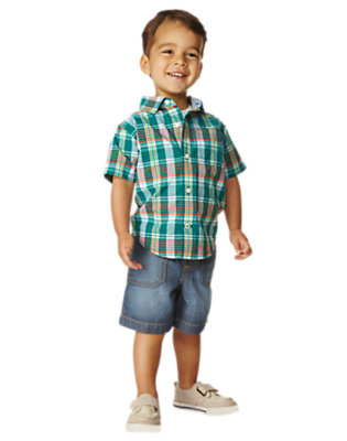 Toddler Boy's Savanna Ranger Outfit by Gymboree