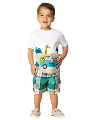 Toddler Boy's Wildlife Expert Outfit by Gymboree