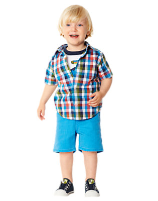 Toddler Boy's Dinosaur Bay Outfit by Gymboree