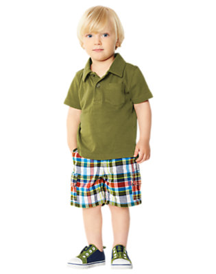 Toddler Boy's Junior Explorer Outfit by Gymboree
