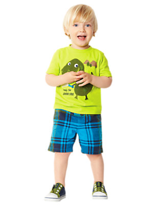 Toddler Boy's Dino Buddy Outfit by Gymboree